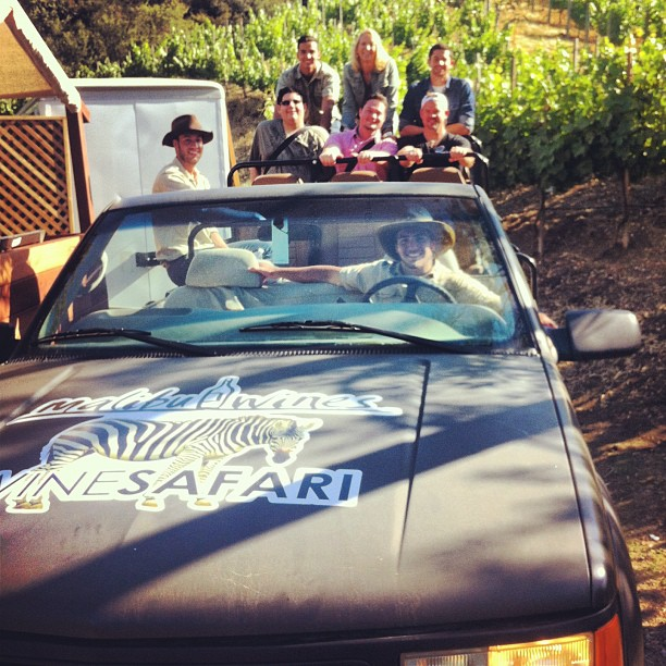 malibu wine safaris team