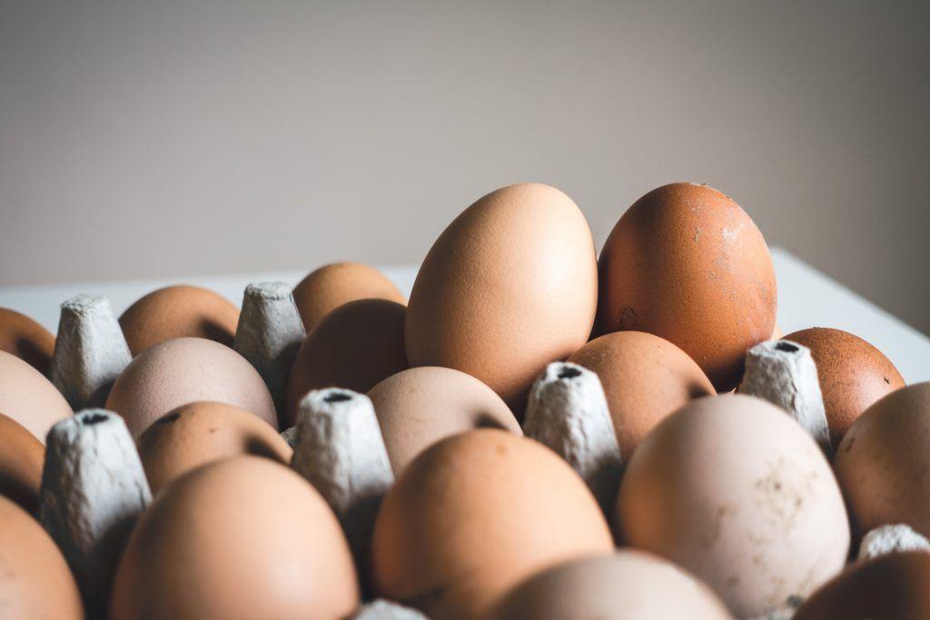 Egg allergies