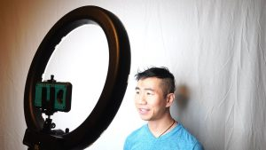 Recommended ring-light